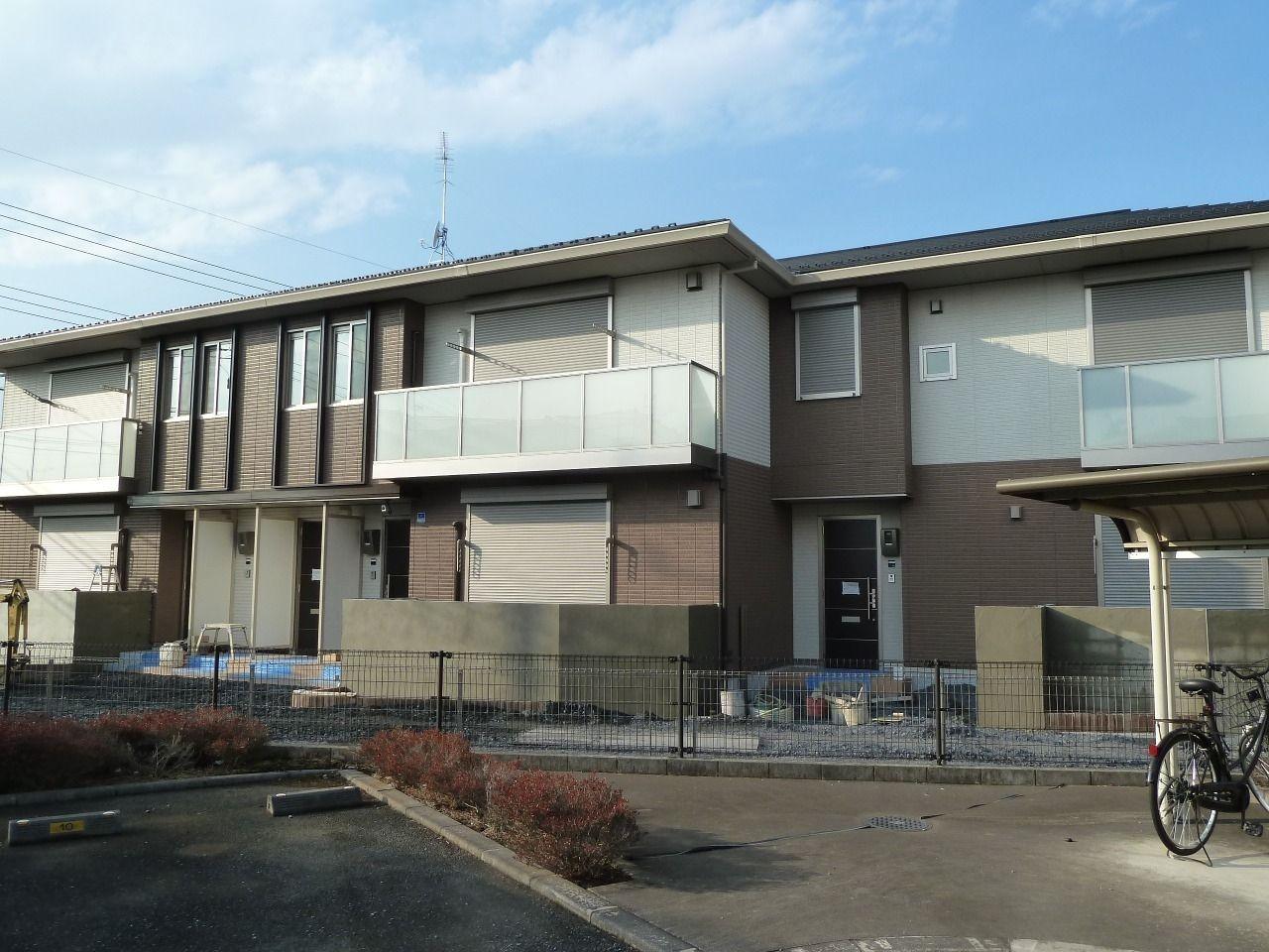 新築アパート見学会開催!
