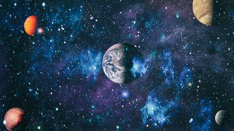 ちっちゃい宇宙と大きな宇宙