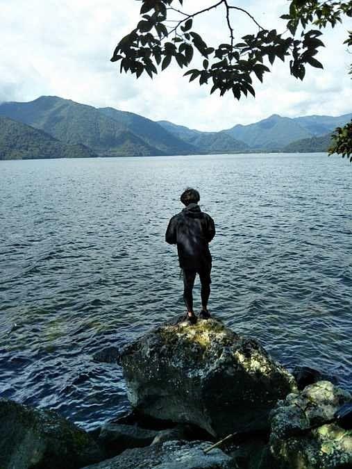 ラスト中禅寺湖