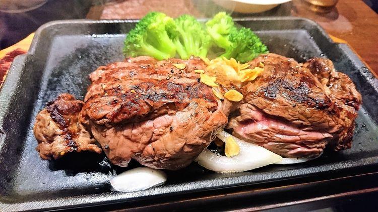 400グラムの肉(*´ω`*)