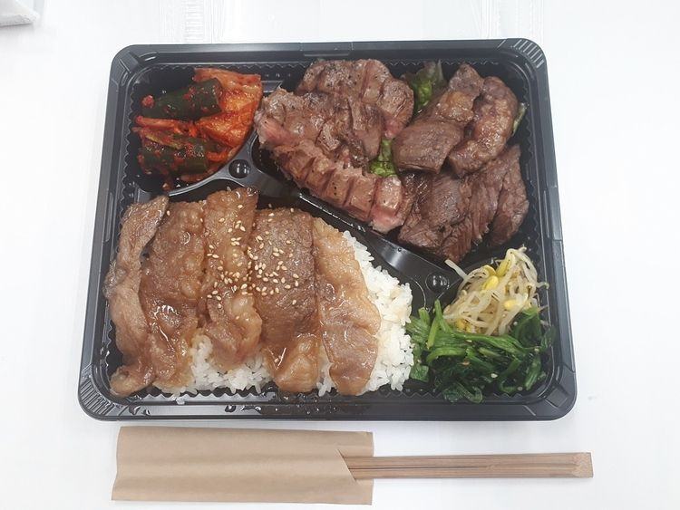ザ★焼肉定食! ~焼肉森林さん~