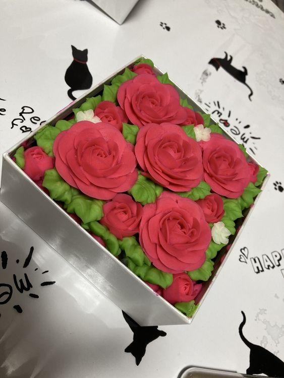 美しいケーキ