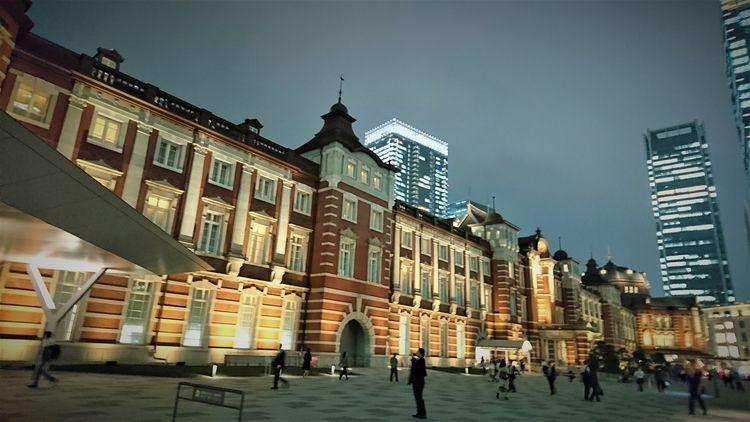 研修で東京へ(≧◇≦)