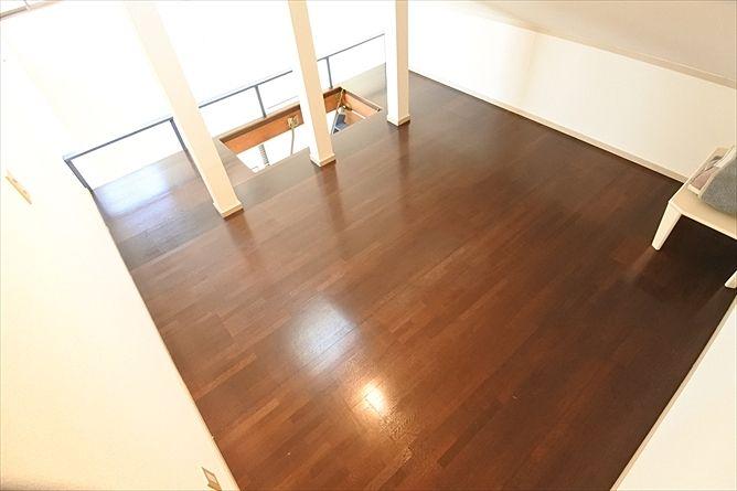 4.5帖ある広い空間
