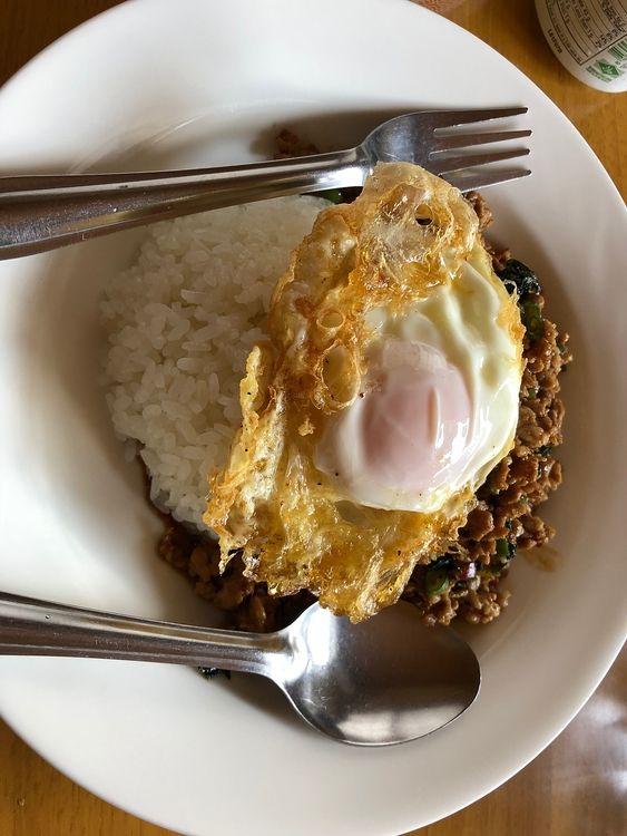 タイの美味しいもの
