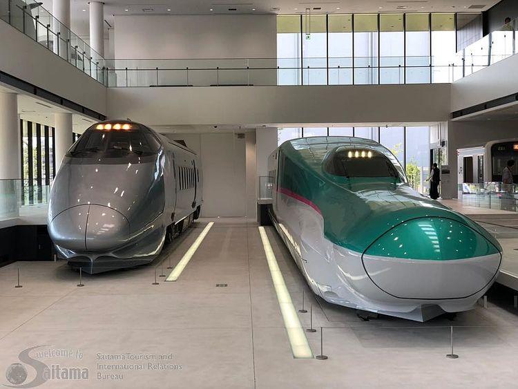 〇鉄道博物館:夏休み〇