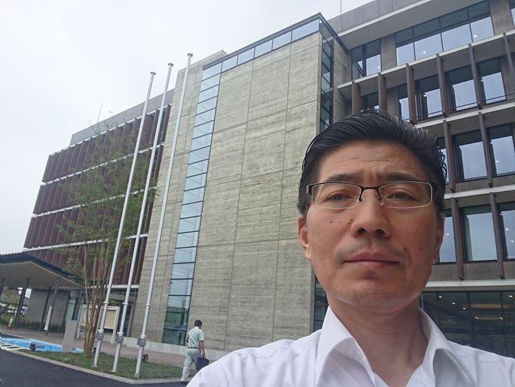 相続相談からの売却調査で新座市役所に行ってきました。