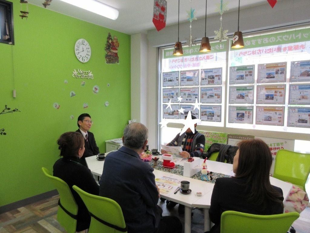 ぼたん通り店にてセミナー開催しました。 テーマ:「家族信託」相続資産管理の新たな手法