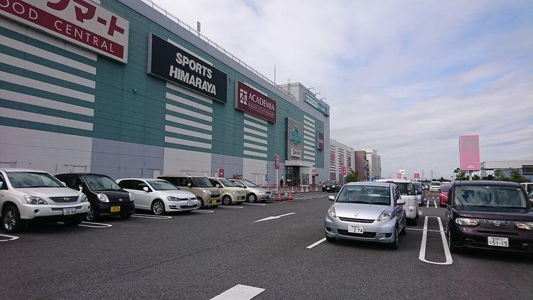 菖蒲モラージュへ行って来ました。